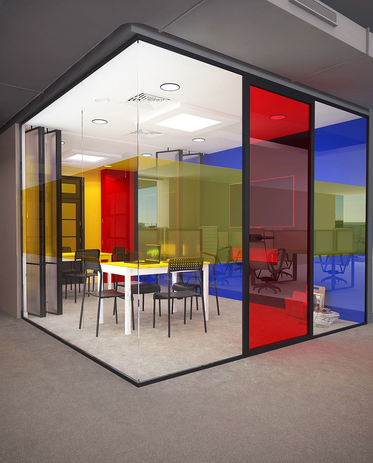 MEETING ROOMS SYMPHONY SOLUTIONS KRAKOW